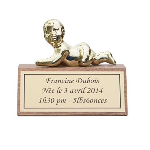 Trophy Of Baby